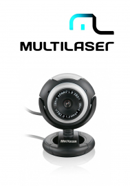 Web Cam WC-040 Plug&Play Multilaser
